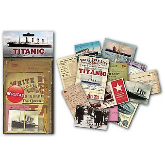 Titanic Nostalgic Memorabilia Pack