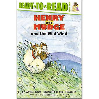 Henry and Mudge and the Wild Wind by Cynthia Rylant - Sucie Stevenson