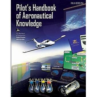 Pilot's Handbook of Aeronautical Knowledge - Black and White Edition b