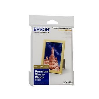 Papier brillant EPSON S041729 Premium