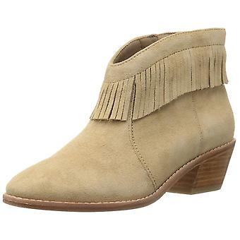 Joie Womens Makena Closed Toe Ankle Cowboy Boots