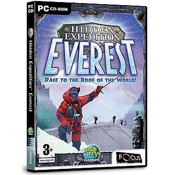 Hidden Expedition Everest (PC CD)-ny