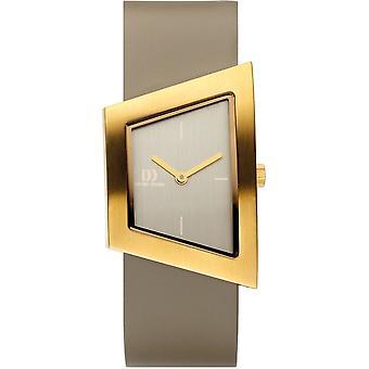 Diseño danés señoras reloj IV15Q1207 Squeezy