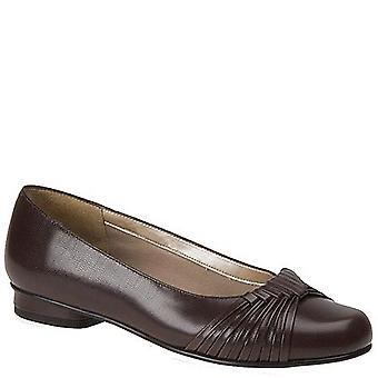 Mark Lemp Classics Femme Marlene Cuir Closed Toe Loafers