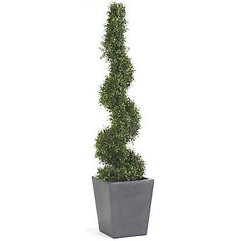 Artificial Topiary Boxwood Spiral Tree