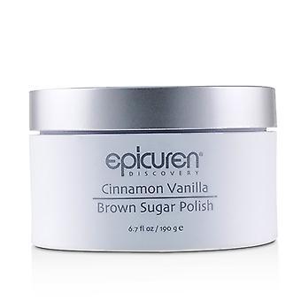 Epicuren Cinnamon Vanilla Brown Sugar Polish - 190g/6.7oz