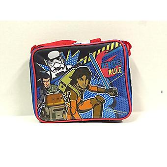 Torba na lunch - Star Wars - Rebels Cartoon Kit Case New 640217