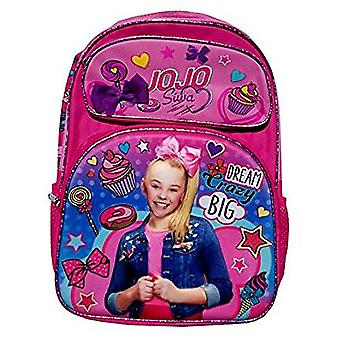 Backpack - JoJo Siwa - Pink Cupcake 3D Pop-up New 137502-2