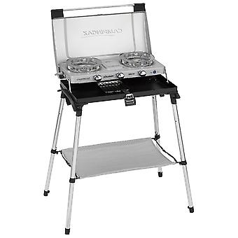 Campingaz Series 600 ST Standing Stove and Toaster Silver