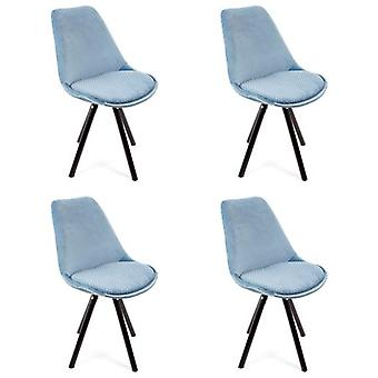 Liro Set 4 Sillas  (Furniture , Packs)