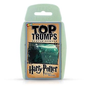 Top Trumps - Harry Potter & The Deathly Hallows Part 2