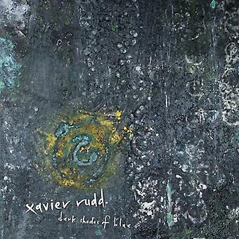 Xavier Rudd - Dark Shades of Blue [CD] USA import