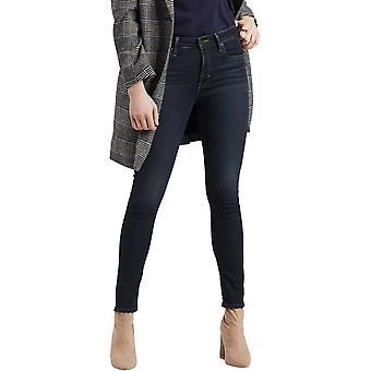 Levi ' s 721 højhus Skinny denim jeans Navy 03