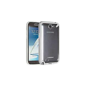 PureGear Slim Shell Case for Samsung Galaxy Note 2 - Coconut Jelly