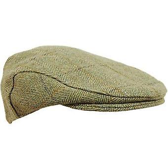 Childrens Tweed Flat Cap