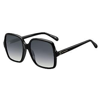 Givenchy GV7123/G/S 807/9O Preto/Cinza Escuro Gradient Óculos de sol