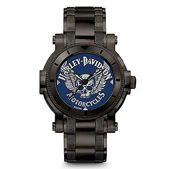 Harley Davidson 78A117 Men's Bracelet Wristwatch