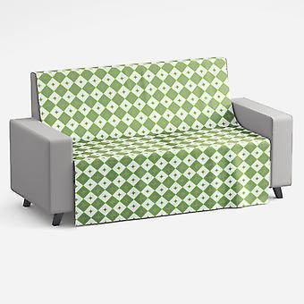 Meesoz sohva huopa-kuohu viinien tähdet vihreä