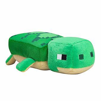 Minecraft, animal en peluche / peluche jouet-tortue (20 cm)