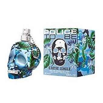 Police To Be Exotic Jungle For Man Eau de Toilette 40ml EDT Spray