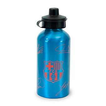 FC Barcelona Signature Aluminium Drinks Bottle