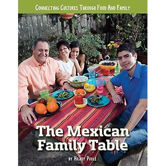 Mexican Family Table by Hilary Poole