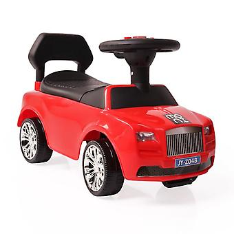 Slipper, children's car Baron JY-Z04B with music function, from 18 months to 25 kg