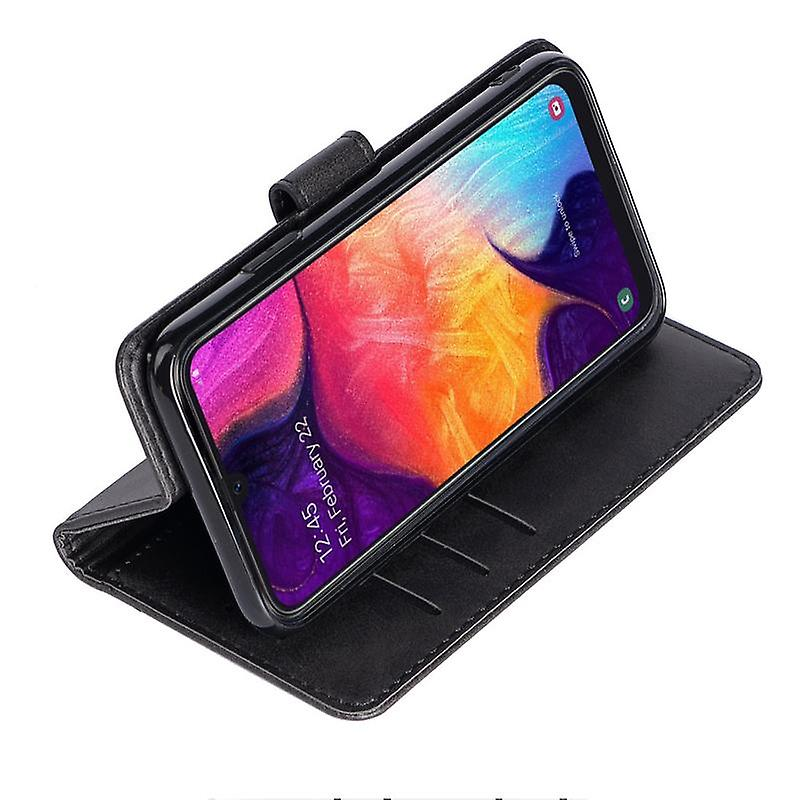 CaseGate phone case case for Samsung Galaxy A50 / A50S / A30S case cover – lock, stand function and card compartment
