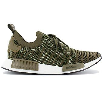 adidas NMD R1 STLT PK CQ2389 Men's Shoes Green Sneakers Sports Shoes
