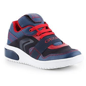 Geox JR Xled Boy J927QB0AUFHC0735 universelle hele året børn sko