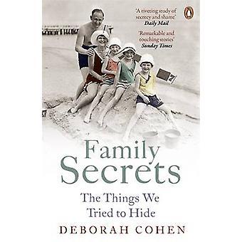 Segredos de Família por Deborah Cohen