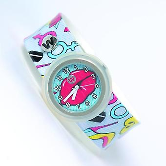 #384 - glam - watchitude slap watch