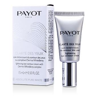 Payot Absolut Ren Hvid Clarte Des Yeux Lette øje Contour Cream 15ml/0.5oz