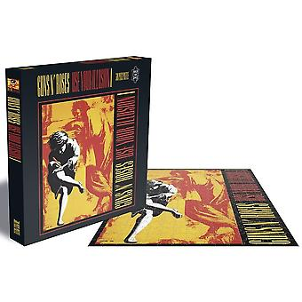 Guns N Roses Use Your Illusion 1 500 piece jigsaw puzzle 410mm x 410mm (ze)