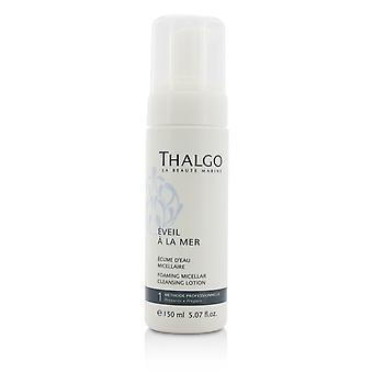 Eveil a la mer foaming micellar cleansing lotion for all skin types (salon size) 209914 150ml/5.07oz