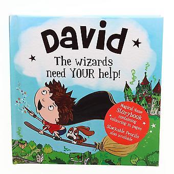 Storia & Araldica Nome Magico Libro David