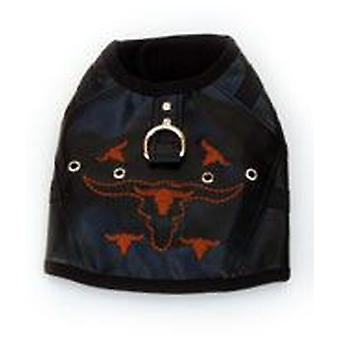 Freedog Cowboy harness for your pet blue and red