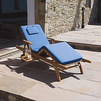 Cuscino Trueshopping per Amalfi Adjustable Sun Lounger - Scelta di 4 colori