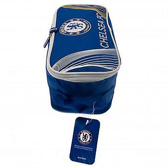 Chelsea FC Mens/Boys Matrix Design Bootbag