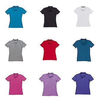Stedman Stars Womens/Ladies Hanna Cotton Polo