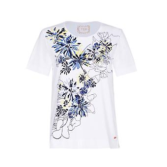 TIGI Floral Diamante T-Shirt