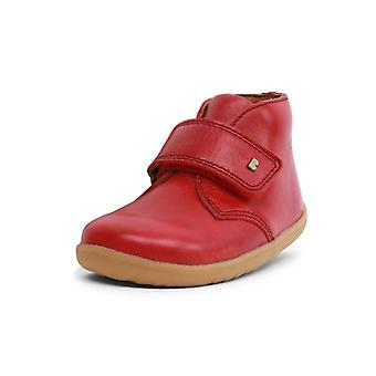 Bobux step up rio red desert boots
