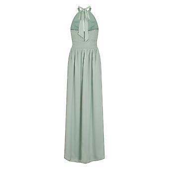 Little Mistress Womens/Ladies Mint Keyhole Maxi Dress