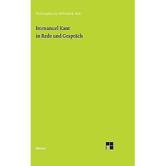 Immanuel Kant in Rede und Gesprch by Malter & Rudolf