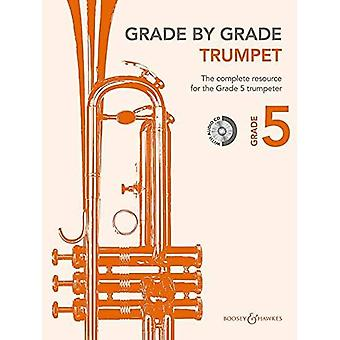 Grade by Grade - Trumpet: Grade 5