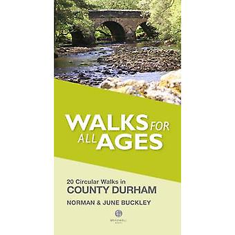 Walks for All Ages County Durham - 9781909914407 Book