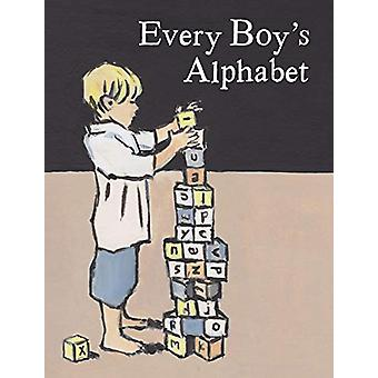 Every Boy's Alphabet by Luke Martineau - 9781912654543 Book