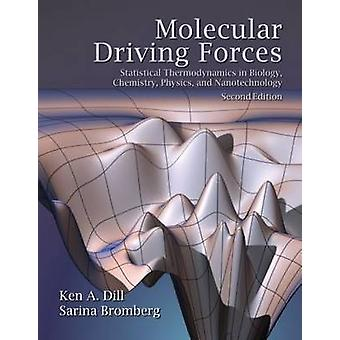 Molecular Driving Forces - Statistical Thermodynamics in Biology - Che