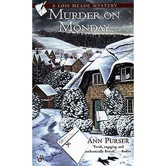 Murder On Monday by Ann Purser - 9780425192979 Book
