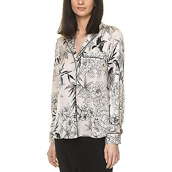 Glamorous Women's Shirt With Floral Print